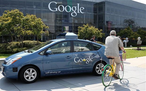 Driverless Car Image