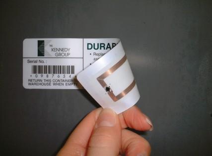 A Passive RFID Tag
